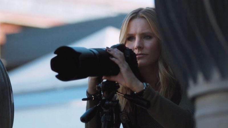 Illustration for article titled Find out whether your city will be screening the Veronica Mars movie