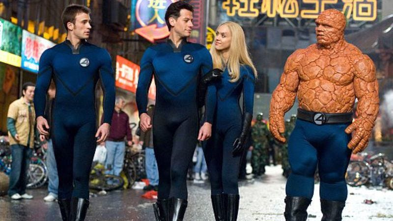Illustration for article titled Fox still pretty serious about rebooting Fantastic Four