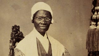Sojourner Truth, born Isabella BaumfreeTwitter Screenshot