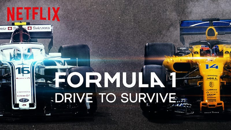 Illustration for article titled Netflix's Formula One: Drive To Survive Returns In 2020 With All Teams Involved