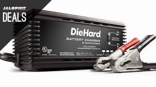 Illustration for article titled $20 Battery Maintainer, Cheap Socket Sets, Cup Holder Inverter [Deals]