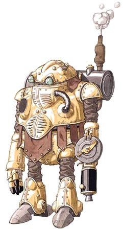 Illustration for article titled Chrono Trigger Composer Never Heard of Rick Astley, Robo's Theme Completely Original