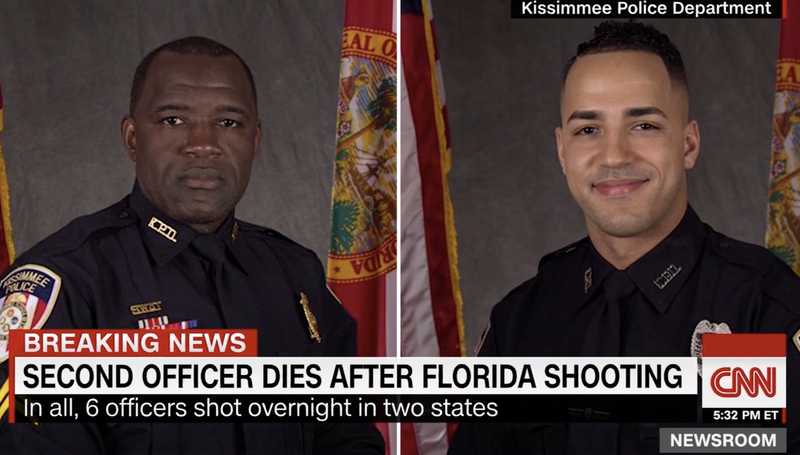 Florida Police Officers Shot and Killed
