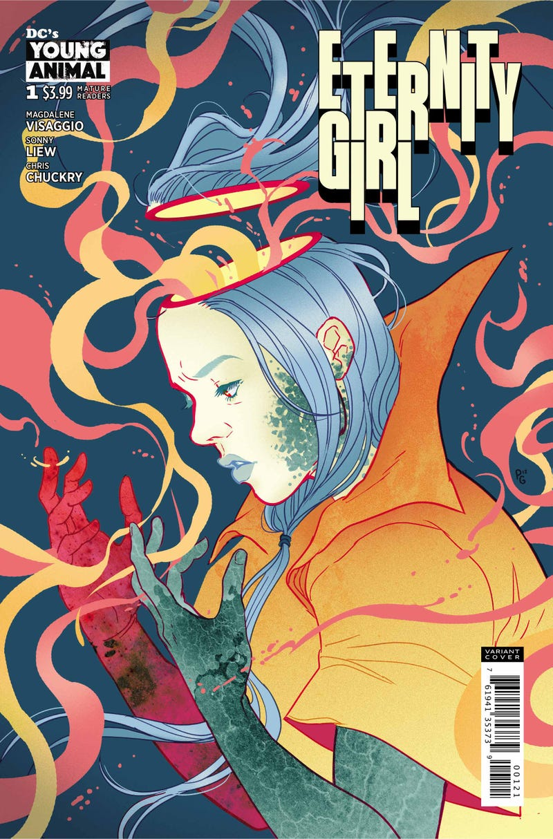 Image result for eternity girl #1