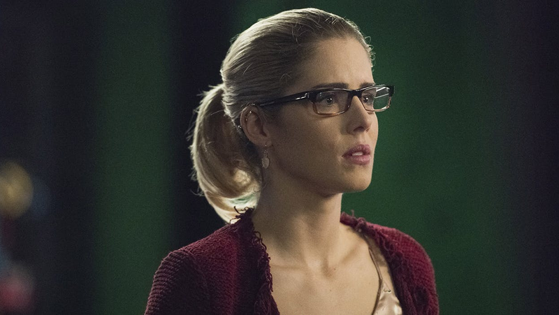 Felicity Smoak on Arrow.