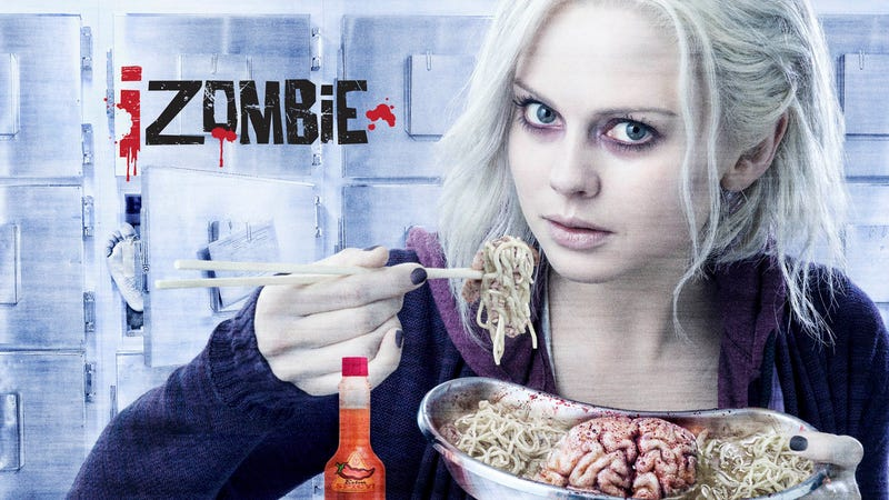 Illustration for article titled Rob Thomas Explains Why iZombie Is More Like Buffy Than Veronica Mars