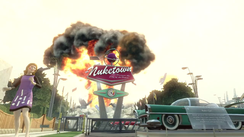 Illustration for article titled Why We Love (And Hate) Call of Duty's Nuketown