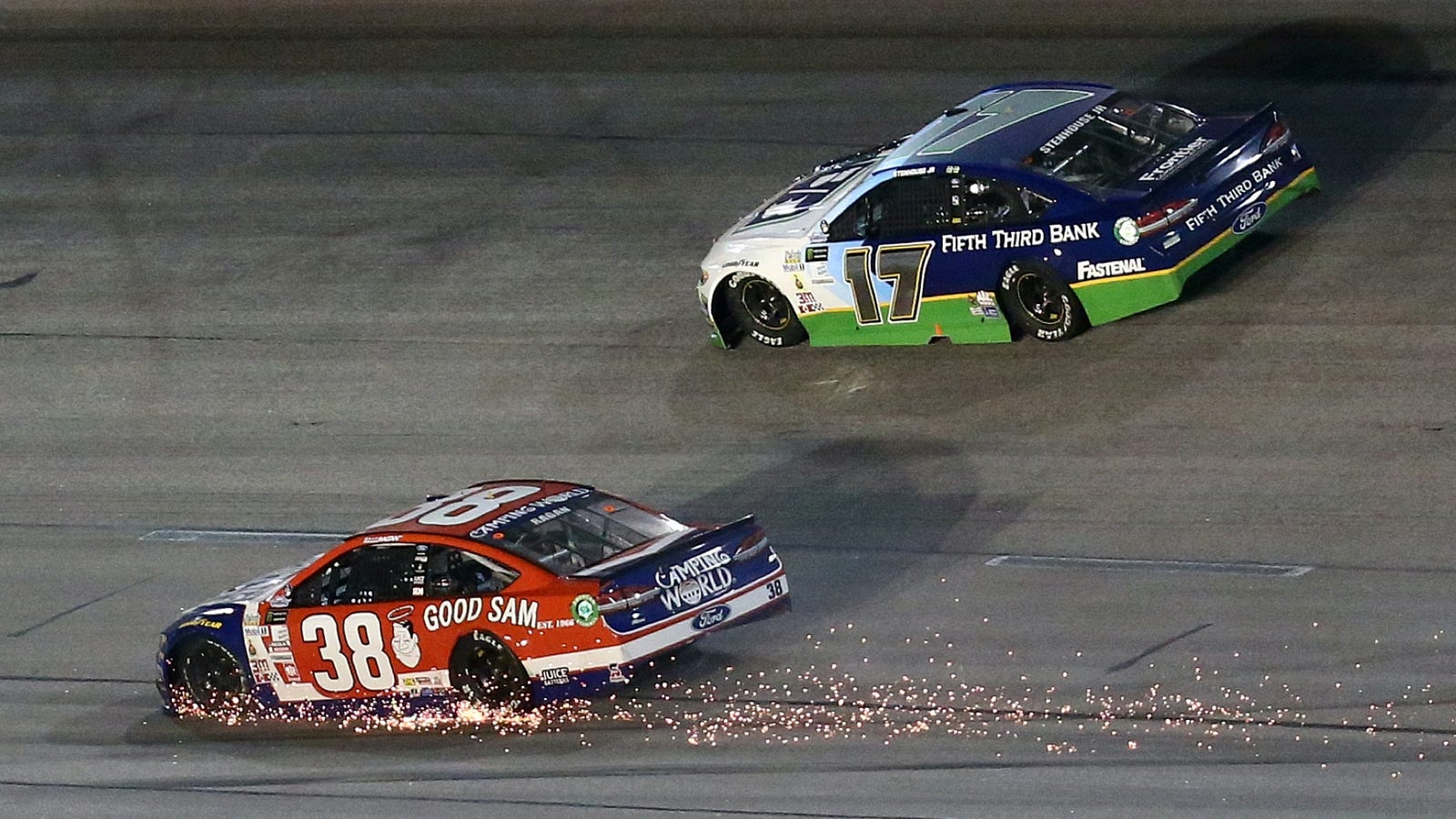 Nascar is trying engine rules like the ones everyone hates in formula one