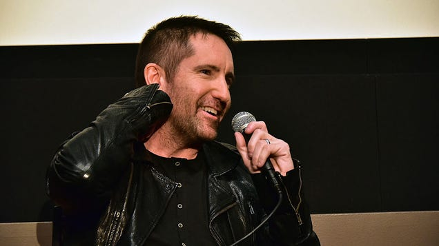 Nine Inch Nails' decade-old April Fools' joke album is now real, validating today's celebrations
