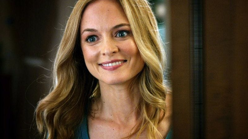Illustration for article titled Heather Graham cast in Fox's Studio City pilot