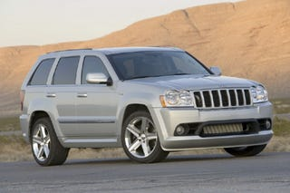 Illustration for article titled C/D Drinks Up All the Hennessey John's Got On His Shelf: Grand Cherokee SRT600