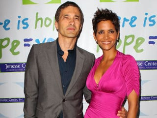 Olivier Martinez and Halle Berry (Getty Images)