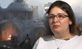 Illustration for article titled The Female writer abused by angry Dragon Age fans has left Bioware