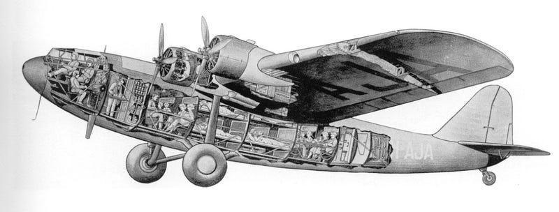 Illustration for article titled Fokker F.36