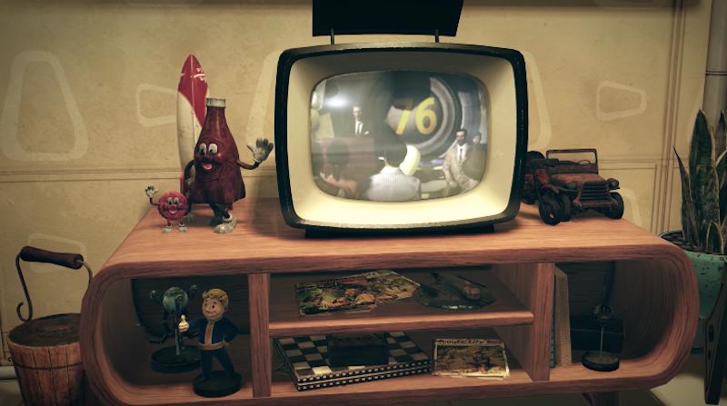 Illustration for article titled Fallout 76 podría ser algo completamente nuevo: un RPG de supervivencia online