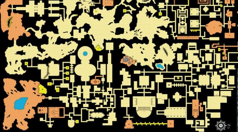 D D Puzzle Room Ideas
