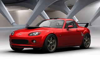 Illustration for article titled Make a Miata they said