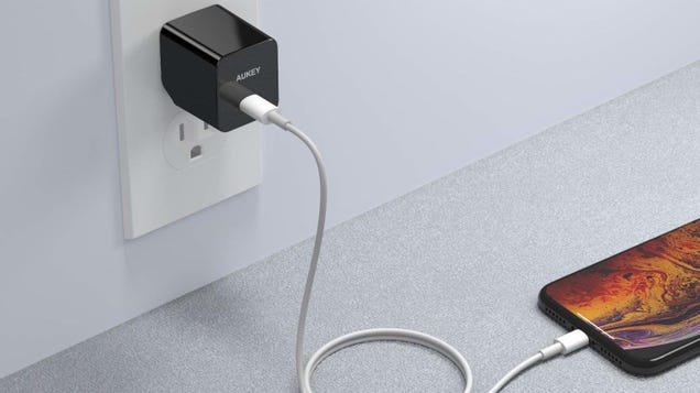 This Super Small USB-C Charger Is Just $10