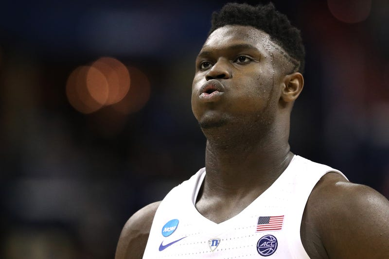 Illustration for article titled What Will Zion Williamson Put Up His Rookie Year?