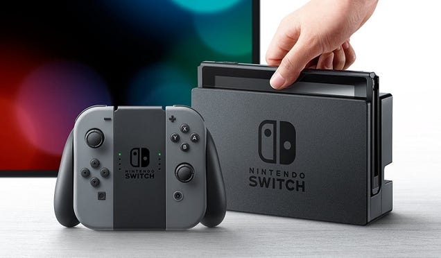 Total Nintendo Switch Sales Might Surpass The Wii U's By Next April [Update]