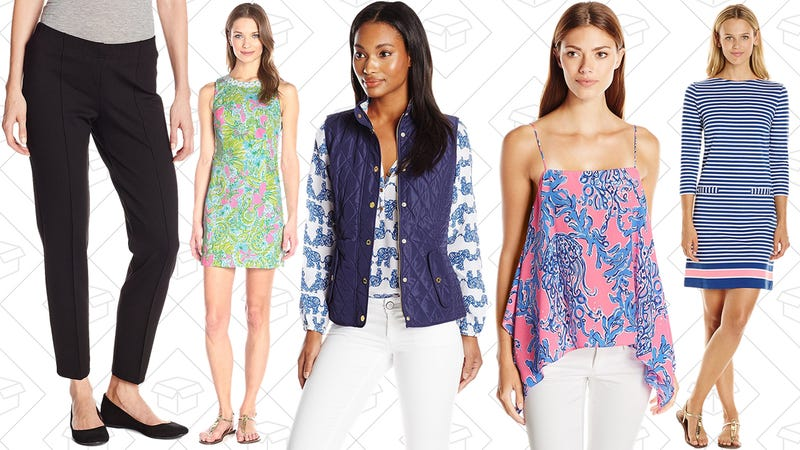 Up to 50% off Lilly Pulitzer