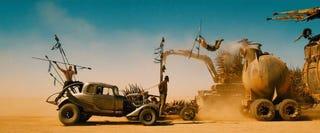 """Illustration for article titled Cómo se hizo Mad Max: Fury Road: """"Grabamos una escena durante 138 días"""""""