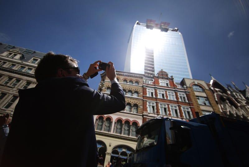 El arquitecto del fryscraper de Londres culpa al calentamiento global