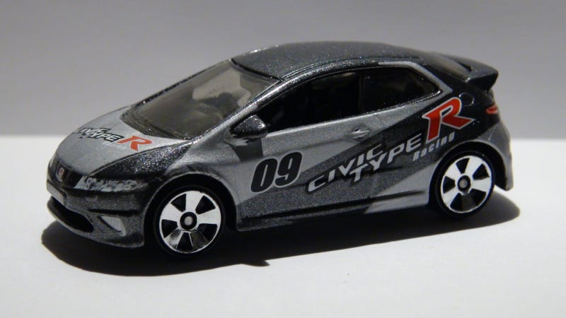 Illustration for article titled LaLD Car Week: Land of the Rising Sunday - Honda Civic Type R  [1:64]