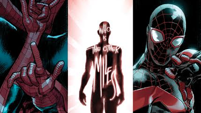 Illustration for article titled Spider-Men II Will Reveal the Miles Morales of the Prime Marvel Universe