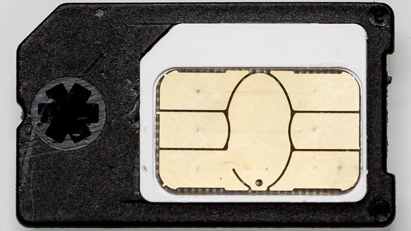 Illustration for article titled SIM Cards That Force Your Mobile Data Through Tor Are Coming