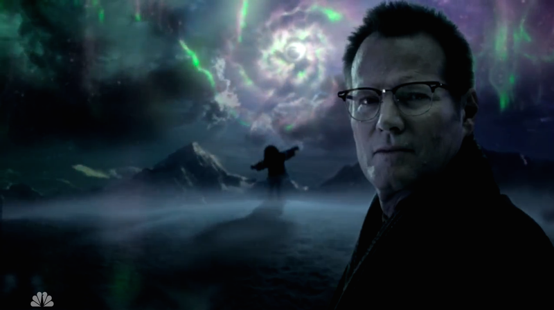 Illustration for article titled The Heroes Reborn Teaser:Zachary Levi and Jack Coleman See Magic Aurora