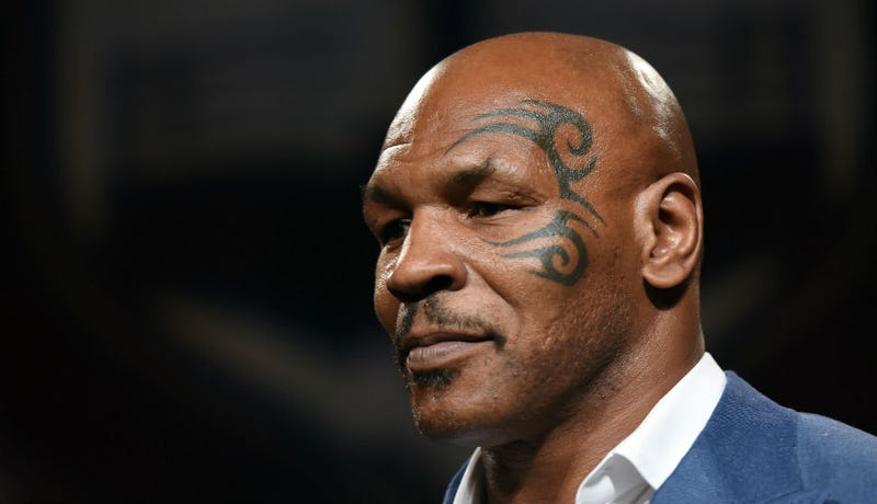Illustration for article titled Mike Tyson Calls Host a 'Piece of Shit' For Mentioning Rape Conviction