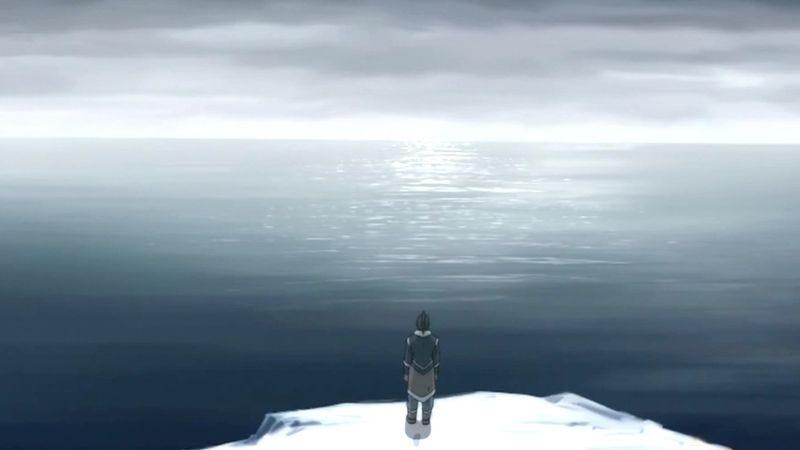 "Illustration for article titled The Legend Of Korra: ""Skeletons In the Closet""/""Endgame"""