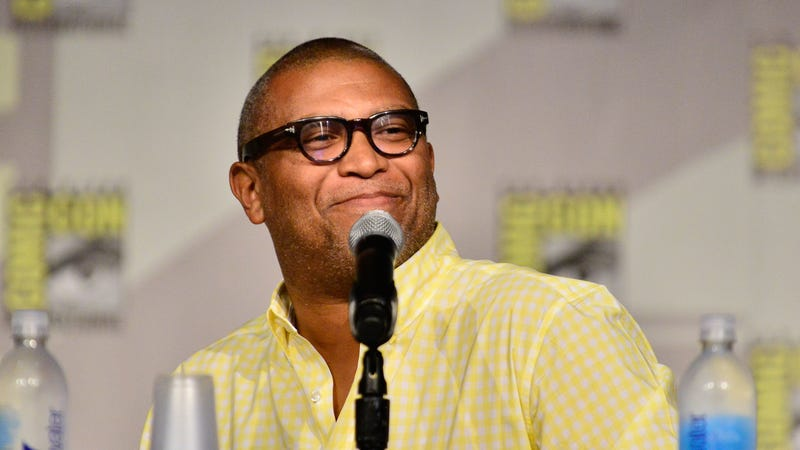 Reginald Hudlin attends Dynamite 10th Anniversary Panel—Comic Con International 2014 in San Diego on July 27, 2014. (Jerod Harris/Getty Images)