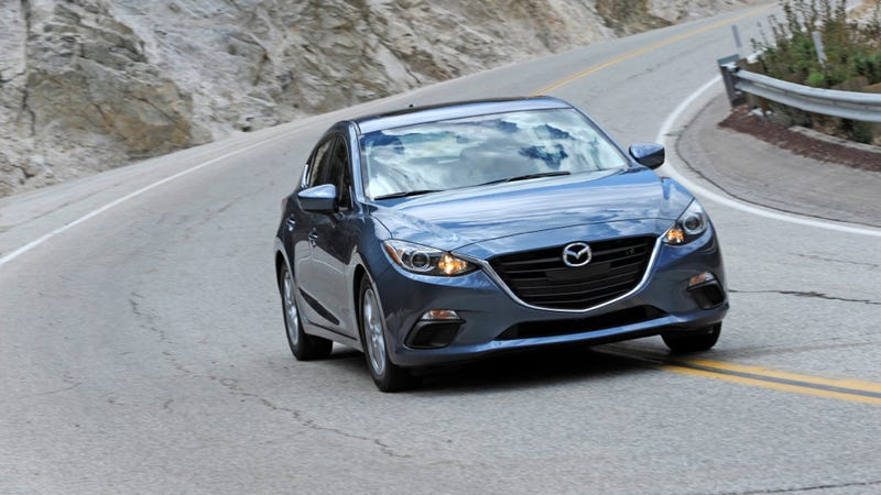 Illustration for article titled The 2014 Mazda3 Will Make You Wonder Why People Buy Anything Else
