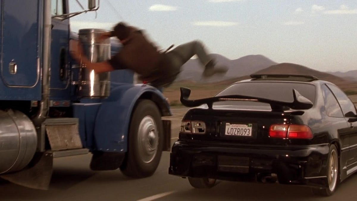 The 17 Moments That Defined The Fast And The Furious