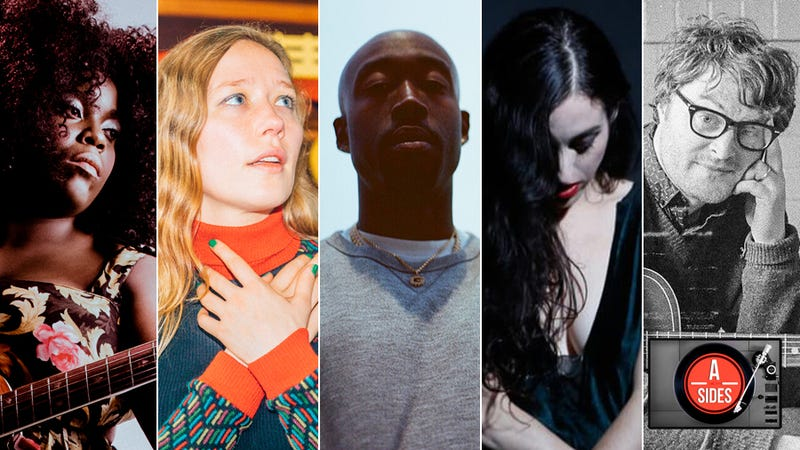 "Yola (Photo: Alysse Gafkjen); Julia Jacklin (Photo: Nick McKinlay); Freddie Gibbs (Photo: Nick Walker); Marissa Nadler (""Poision"" single art); and Michael Benjamin Lerner, a.k.a. Telekinesis (Photo: Rachel Demy)"