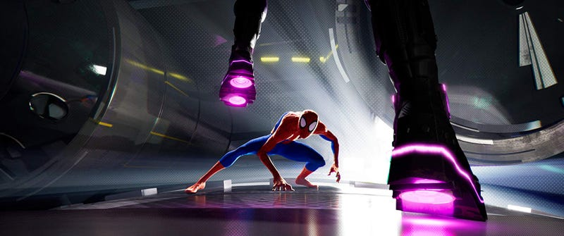Spider Man Into The Spider Verse Burning Questions Answered