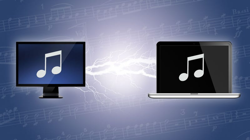 Illustration for article titled What's the Best Way to Sync Music Between My Computers?