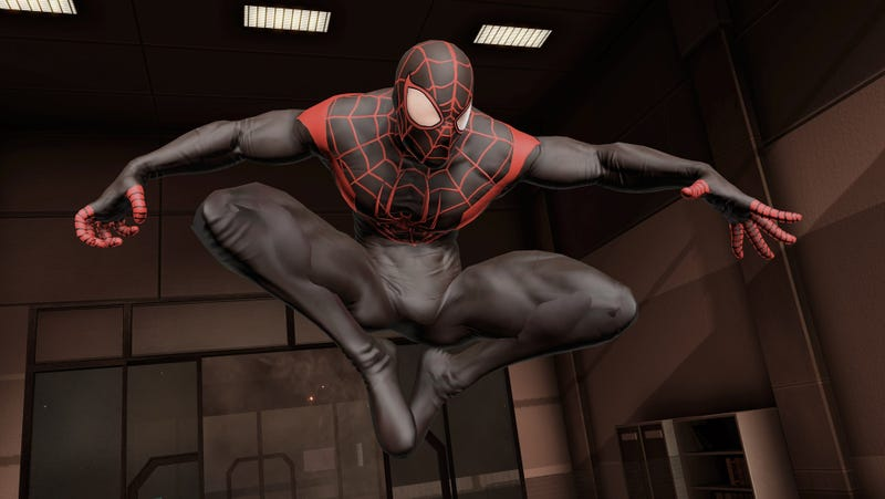 Illustration for article titled The New Ultimate Spider-Man Debuts Just in Time for Edge of Time