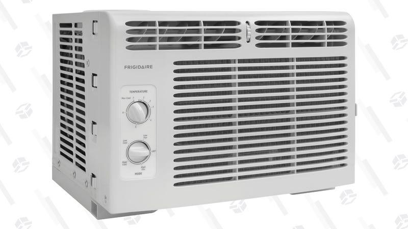 LG 8,000 BTU Air Conditioner   $112   Amazon   Clip the $27.61 coupon