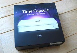 Illustration for article titled Time Capsule Arrives