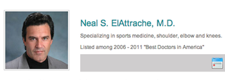 Illustration for article titled This Is The Man Who Operated On Both Kobe Bryant And Zack Greinke Yesterday