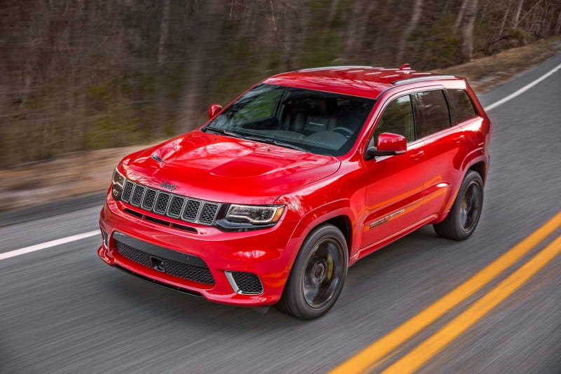 2018 jeep 700 horsepower. brilliant 2018 2018 jeep grand cherokee trackhawk this is more of the 707hp monster throughout jeep 700 horsepower