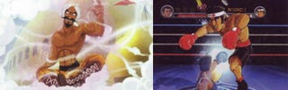 Illustration for article titled Two More Boxers On Punch-Out!! Card