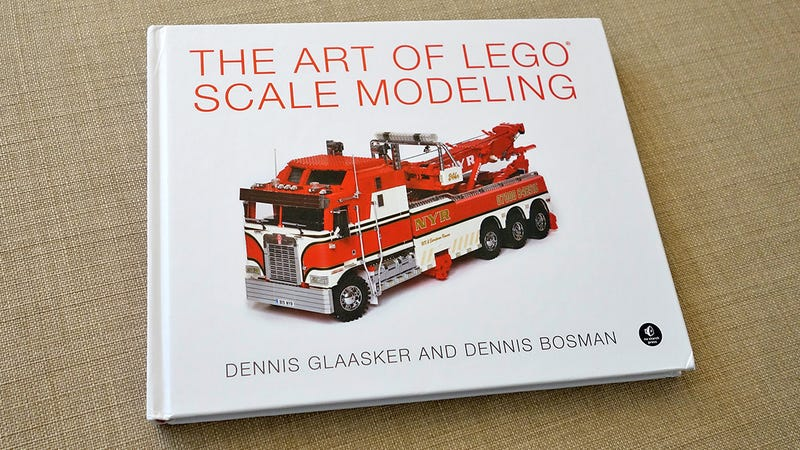 Illustration for article titled TheArt of Lego Scale Modeling Will Make You Wish You Were a Better Builder