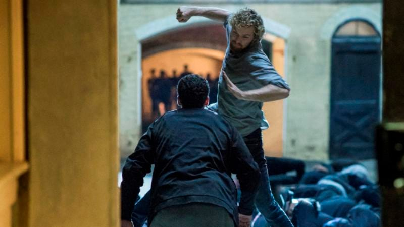 Illustration for article titled UPDATED: Finn Jones says critics just don't get Iron Fist