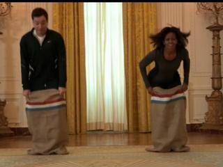 Jimmy Fallon and Michelle Obama (NBC)