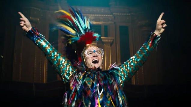 Rocketman director Dexter Fletcher on gay rights, Elton John's WhatsApp