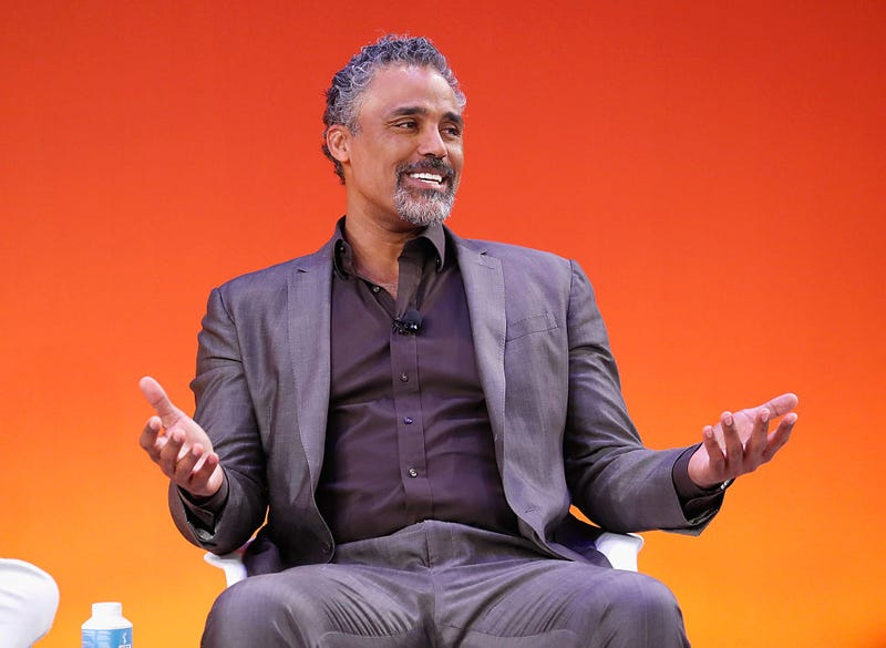Illustration for article titled If You Can, You Should Totally Meet Rick Fox. You Know, Rick. Fox.